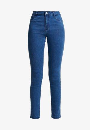 ANARCHY RISE - Jean slim - blue