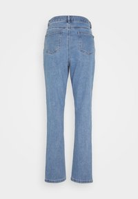 Missguided - HIGHWAISTED COMFORT STRETCH  - Jean boyfriend - blue - 1