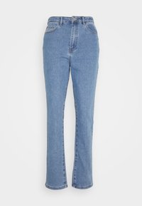 Missguided - HIGHWAISTED COMFORT STRETCH  - Jean boyfriend - blue - 0