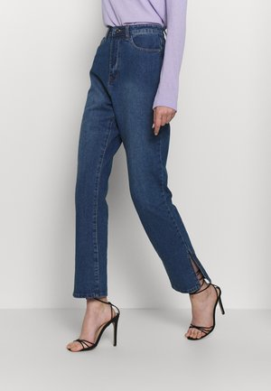 Flared Jeans - mid wash