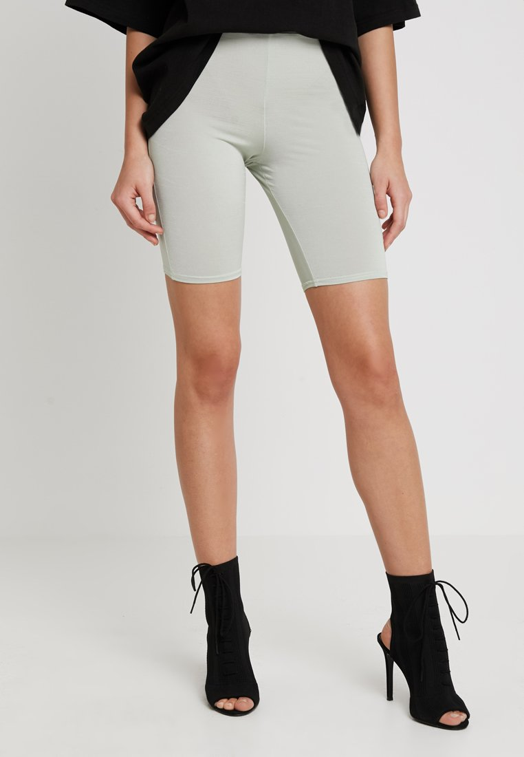 Missguided - SLINKY CYCLE - Shorts - mint green