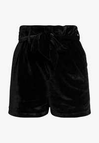 Missguided - BELTED  - Shorts - black - 3