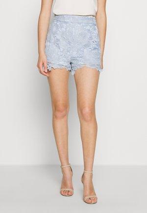 CROCHET - Shorts - baby blue