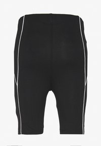 Missguided - FESTIVAL EXCLUSIVE REFLECTIVE  - Shorts - black - 1