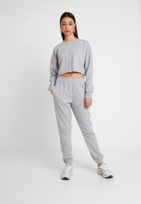 Missguided - SWEAT SET - Sweatshirt - grey - 1