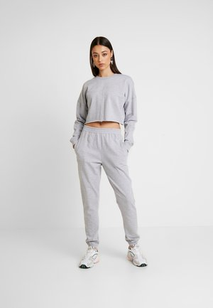 SWEAT SET - Collegepaita - grey