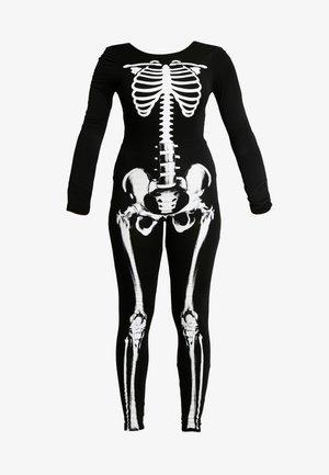 HALLOWEEN SKELETON PRINTED - Overall / Jumpsuit - black