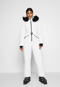Missguided - SKI SNOW  - Jumpsuit - white - 0