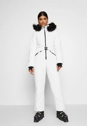 SKI SNOW  - Jumpsuit - white