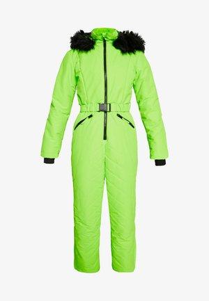 SKI SNOW  - Jumpsuit - lime