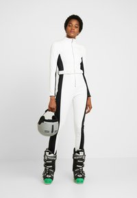 Missguided - SKI SNOW FITTED - Combinaison - white - 1
