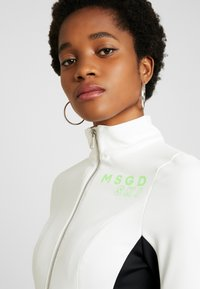 Missguided - SKI SNOW FITTED - Combinaison - white - 5