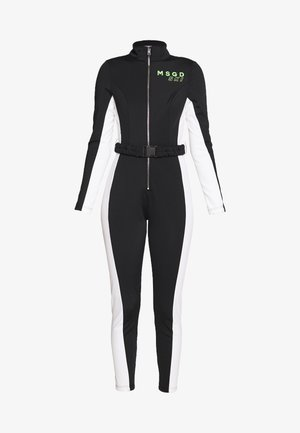 SKI SNOW FITTED - Jumpsuit - black