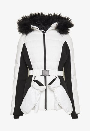 SKI NEON PADDED JACKET - Giacca invernale - white