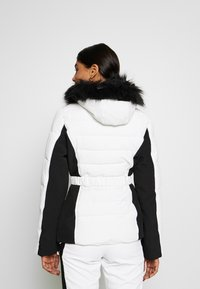 Missguided - SKI NEON PADDED JACKET - Giacca invernale - white - 2