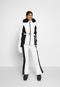 Missguided - SKI NEON PADDED JACKET - Giacca invernale - white - 1