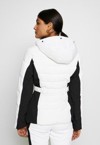 Missguided - SKI NEON PADDED JACKET - Giacca invernale - white - 3