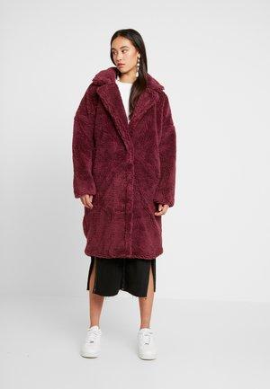 BORG  - Zimní kabát - wine