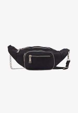 BUM BAG - Gürteltasche - black