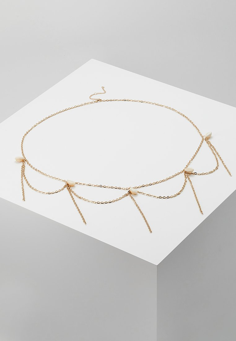 Missguided - DRAPE BELLY CHAIN - Andet - gold-coloured