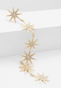 Missguided - TRIPLE STAR - Pendientes - gold-coloured - 4
