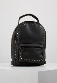 Missguided - STUD DETAIL BACKPACK - Mochila - black - 0