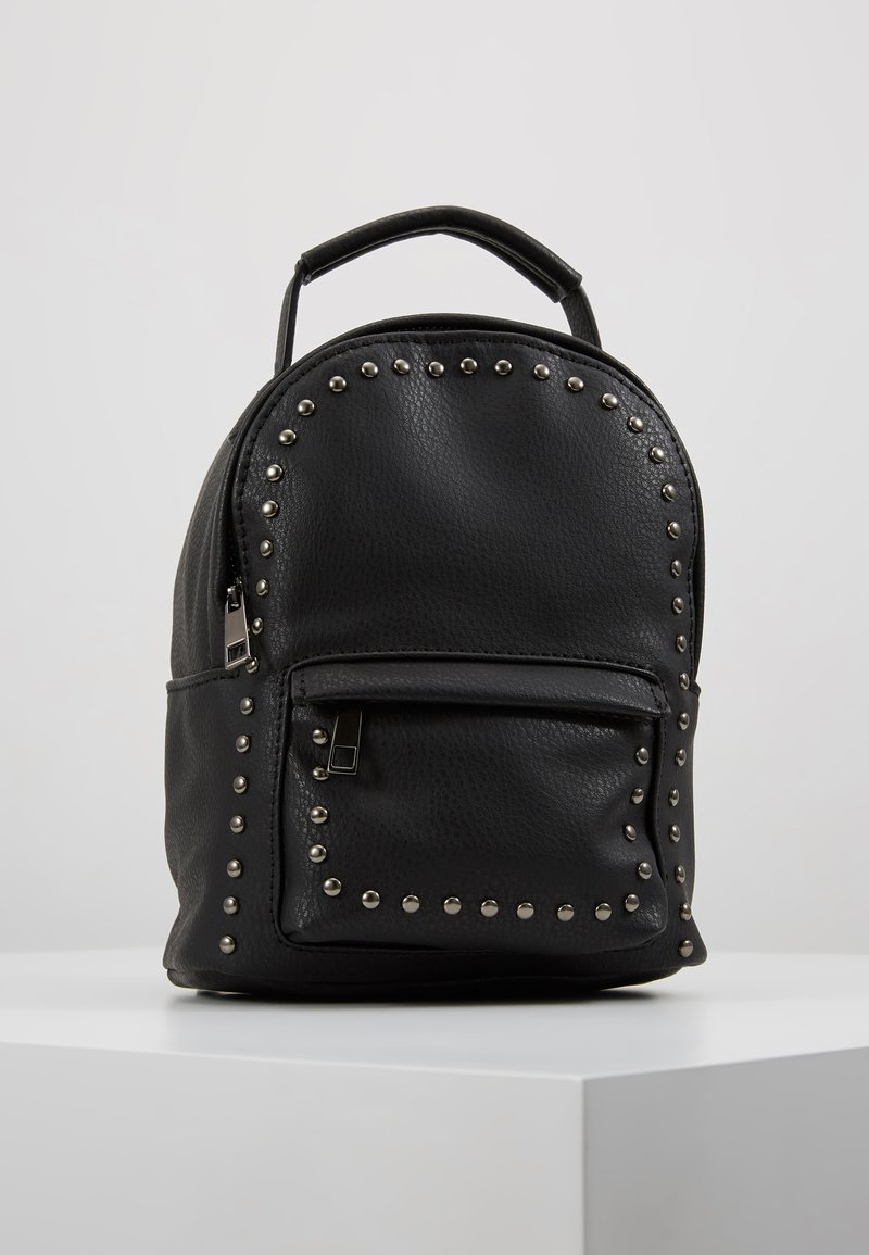 Missguided - STUD DETAIL BACKPACK - Mochila - black