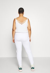 Missguided Plus - JOGGER 2 PACK - Pantalon de survêtement - black/ white - 3