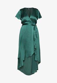 Missguided Plus - Vestito lungo - green - 3