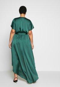 Missguided Plus - Vestito lungo - green - 2