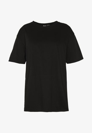 PLUS  MIDNIGHT - Print T-shirt - black