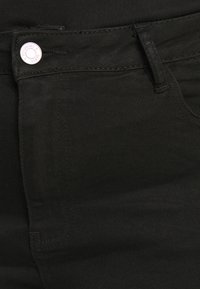 Missguided Plus - PLUS HIGH WAISTED BACK SEAM DETAIL - Jeans Skinny Fit - black - 4
