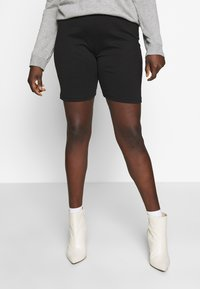 Missguided Plus - CYCLING 3 PACK  - Short - black charcoal - 4