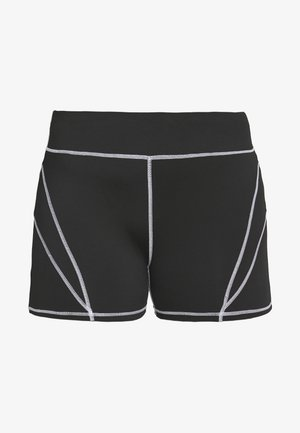 PANEL CYCLING - Short - black