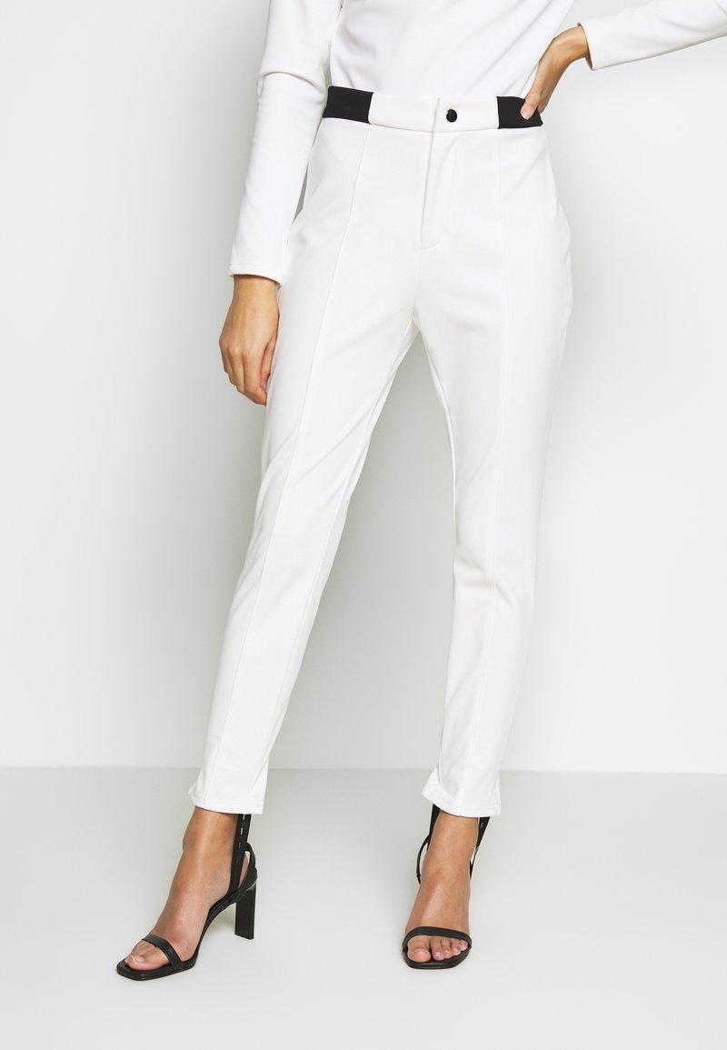 Missguided Petite - Leggings - white