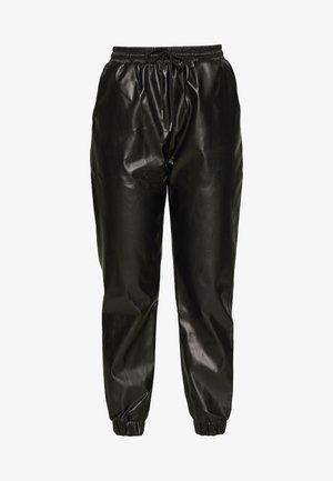 PETITE JOGGERS - Trousers - black