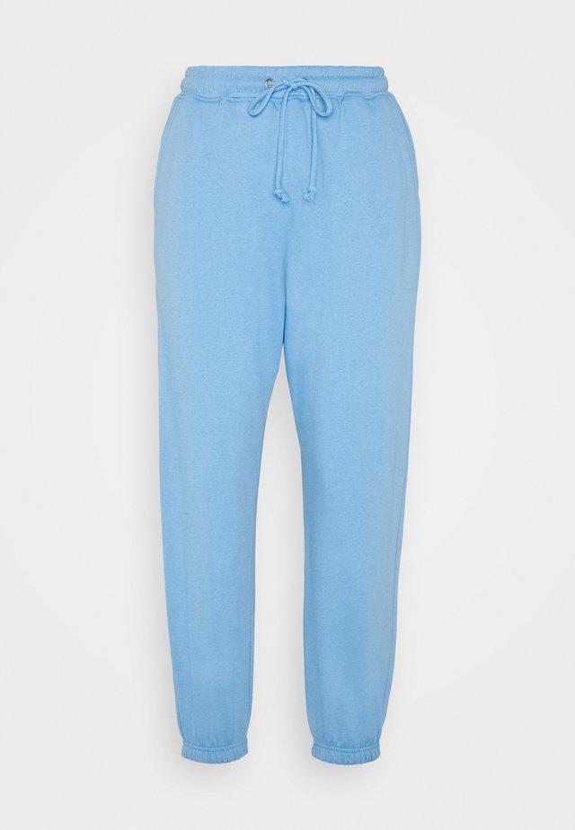 PETITE OVERSIZED 90S JOGGERS - Pantalon de survêtement - blue