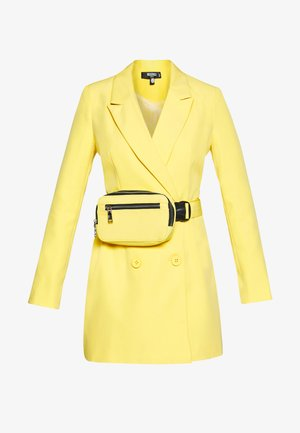 DRESS AND BUMBAG CODE CREATE - Korte jurk - yellow