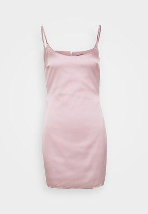 SLIP DRESS - Day dress - mauve