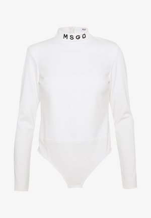 SKI BODY SUIT - Topper langermet - white