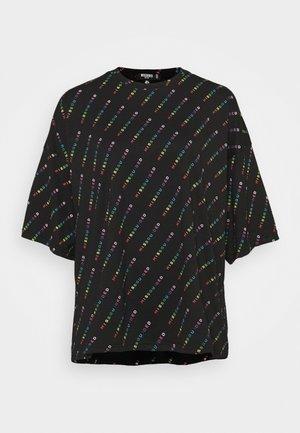 PRIDE - Camiseta estampada - black