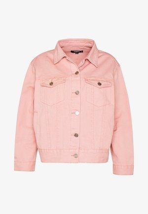 OVERSIZED JACKET - Jeansjakke - blush