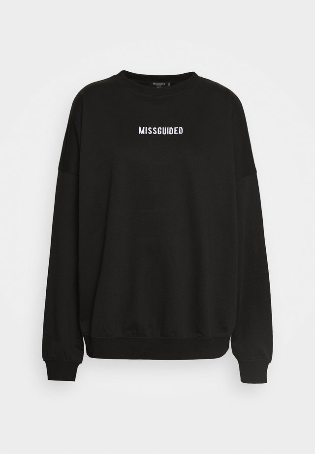 PETITE BRANDED - Sweatshirts - black