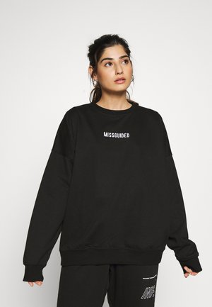 PETITE BRANDED - Sweater - black