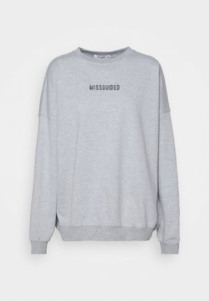PETITE BRANDED - Sweatshirt - grey
