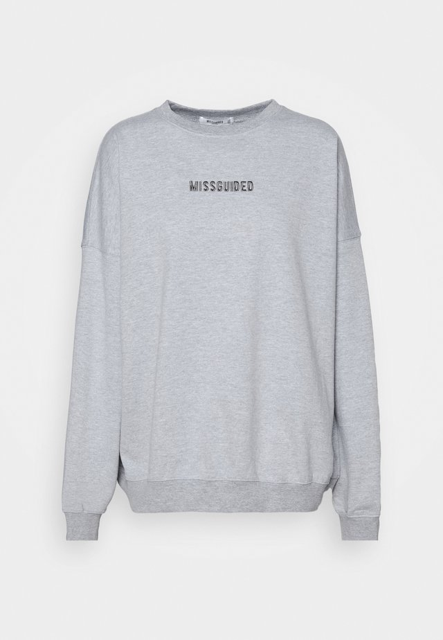 PETITE BRANDED - Sweatshirts - grey