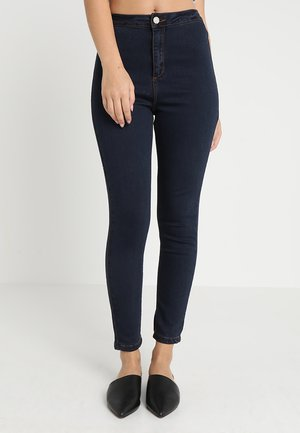 VICE HIGH WAISTED - Jeans Skinny Fit - indigo