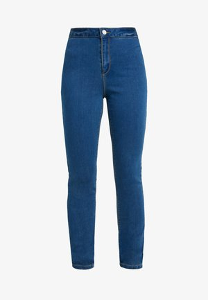 VICE HIGHWAISTED - Jeans Skinny Fit - blue