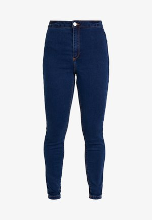 VICE HIGHWAISTED - Jeans Skinny Fit - dark blue