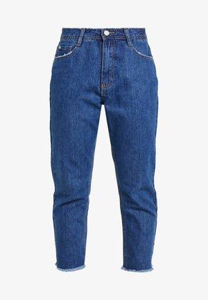 WRATH CLEAN CUT  - Jeansy Straight Leg - blue